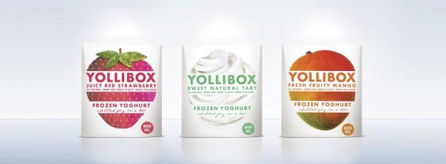 Säg hej till Yollibox Frozen Yoghurt