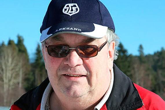 Lars Backlund är fortfarande med och driver verksamheten på gården han tog över efter sin far i mitten på 1970-talet.