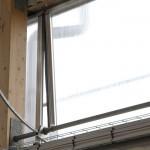 Automatiska ventilationsfönster.