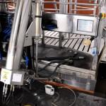 Mjölkroboten som ny kostar 1,5 miljoner kronor att köpa.