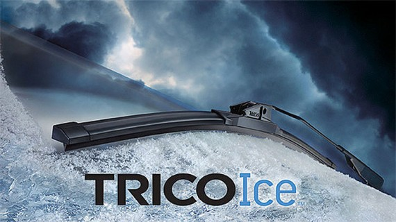 Trico lanserar nytt torkarblad – TRICO Ice