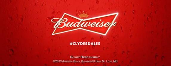 2013 Budweiser Super Bowl
