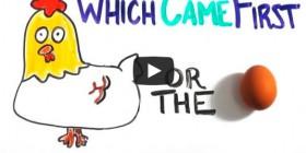 Vad kom först – Kycklingen eller ägget?
