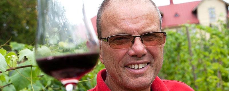 Tror på svenskt vin