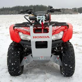 Honda TRX 420FPM.