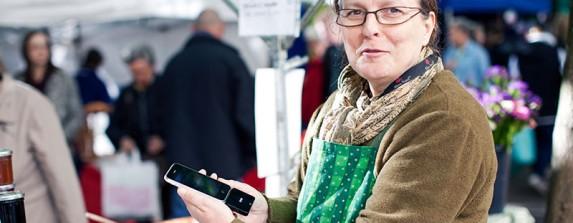 Ta betalt med mobilen
