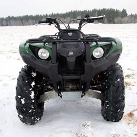 Yamaha Grizzly 450 EPS.