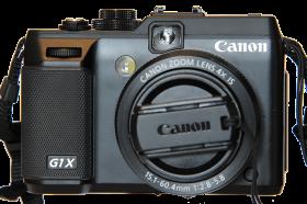 Canon G1X Zoomomfång: 28 - 112 mm Bländare: 2,8 - 5,8. Megapixlar: 14