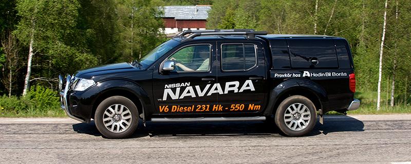 Nissan Navara – En starkare japan