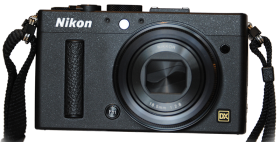 Nikon Coolpix A Zoomomfång: Inget, fast 28 mm* Bländare: 2,8 Megapixlar: 16