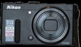 Nikon P330 Zoomomfång: 24 - 120 mm* Bländare: 1,8 – 5,6 Megapixlar: 12
