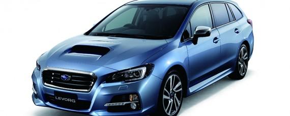 Subaru Levorg blir en SPORT-tourer
