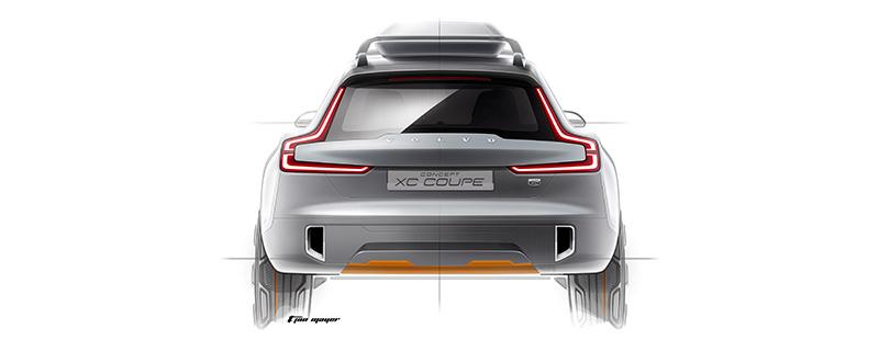 Volvos senaste XC-Concept