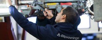 Delkontroll – ny tjänst hos Bilprovningen