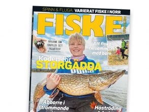 Ta det kallt – läs heta nummer 8 av Fiskejournalen!