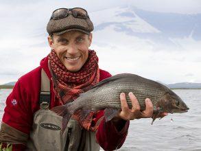 Fiskeforum i kväll med Jesper Larsson som föreläsare