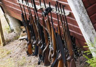 Justitieutskottet föreslår lättnader i vapenregler