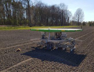 Odlingsrobot i ekologiskt lantbruk