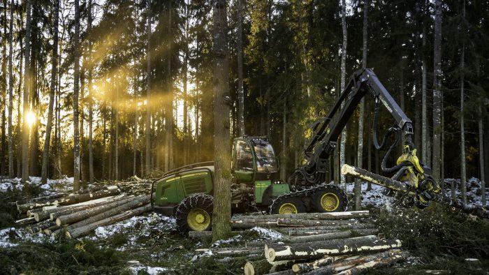 Skogsbruksindex: Minskad lönsamhet